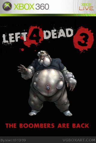 Left 4 Dead 3 box cover