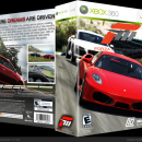 Forza Motorsport 3 Box Art Cover