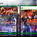 Tekken 6 Box Art Cover