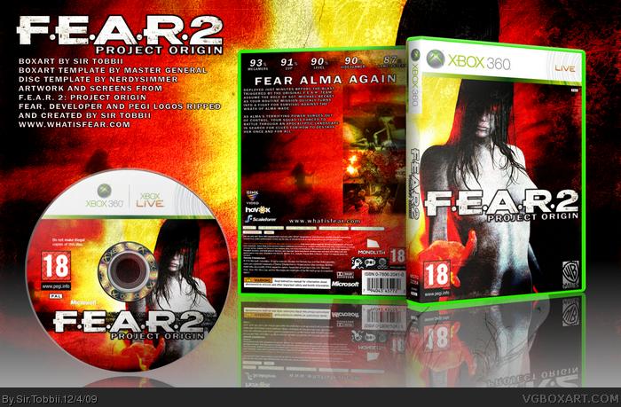Fear 2 project origin xbox 360 | property room.