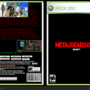 Metal Gear solid Infinity Box Art Cover