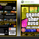 Grand Theft Auto : Collection Box Art Cover