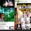 rayman raving rabbits Box Art Cover