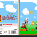 Super Fire Mario Box Art Cover
