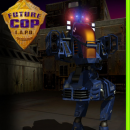 Future Cop L.A.P.D. Box Art Cover