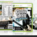 Guitar Hero: Joe Satriani Box Art Cover