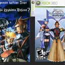 Kingdom Hearts: Birth by Sleep Box Art Cover