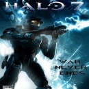Halo 7: War Never Ends Box Art Cover