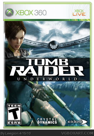 Tomb raider: game of the year edition.
