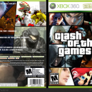 Clash Of The Games II Box Art Cover