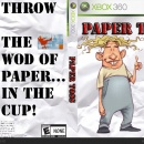 paper toss Box Art Cover