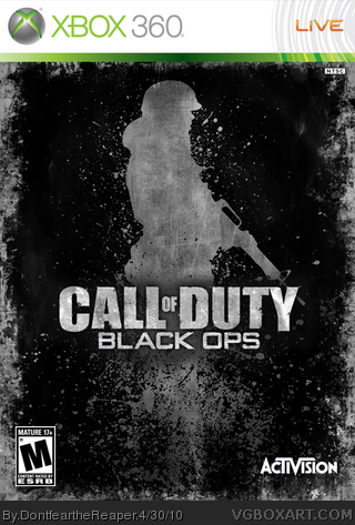 Call of Duty 7 box cover