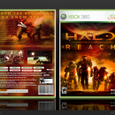 Halo: Reach Box Art Cover
