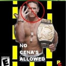 WWE: No Cena's Allowed! Box Art Cover