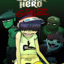 Guitar Hero Gorillaz Box Art Cover