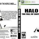 Halo: The Fall of Earth Box Art Cover