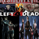 Resident Evil vs. Left 4 Dead Box Art Cover