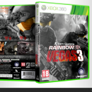 Rainbow Six: Vegas 3 Box Art Cover