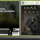 Halo: Reach - Limited Edition Box Art Cover