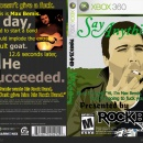 Rock Band: Say Anything Box Art Cover