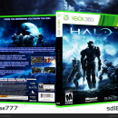 Halo Reach Box Art Cover