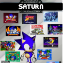 Sonic's Ultimate Saturn Collection Box Art Cover
