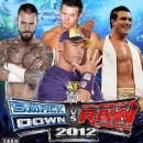 Smackdown vs. Raw 2012 Box Art Cover