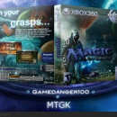 Magic the Gathering: Kinect Box Art Cover