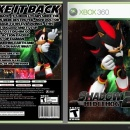 Shadow The Hedgehog 2 Box Art Cover