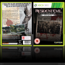 Resident Evil Outbreak Reanimated Box Art Cover