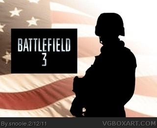 Battlefield 3 box cover