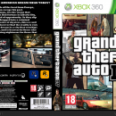 Grand Theft Auto 4 Box Art Cover