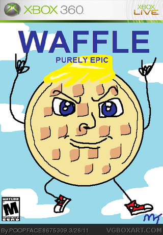 Waffle: Purely Epic box cover