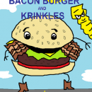 Bacon Burger and Krinkles Box Art Cover