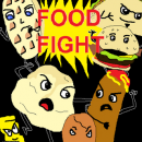 Food Fight Box Art Cover