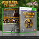 Duke Nukem Trilogy Box Art Cover