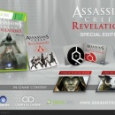 Assassin's Creed Revelations - Special Edition Box Art Cover