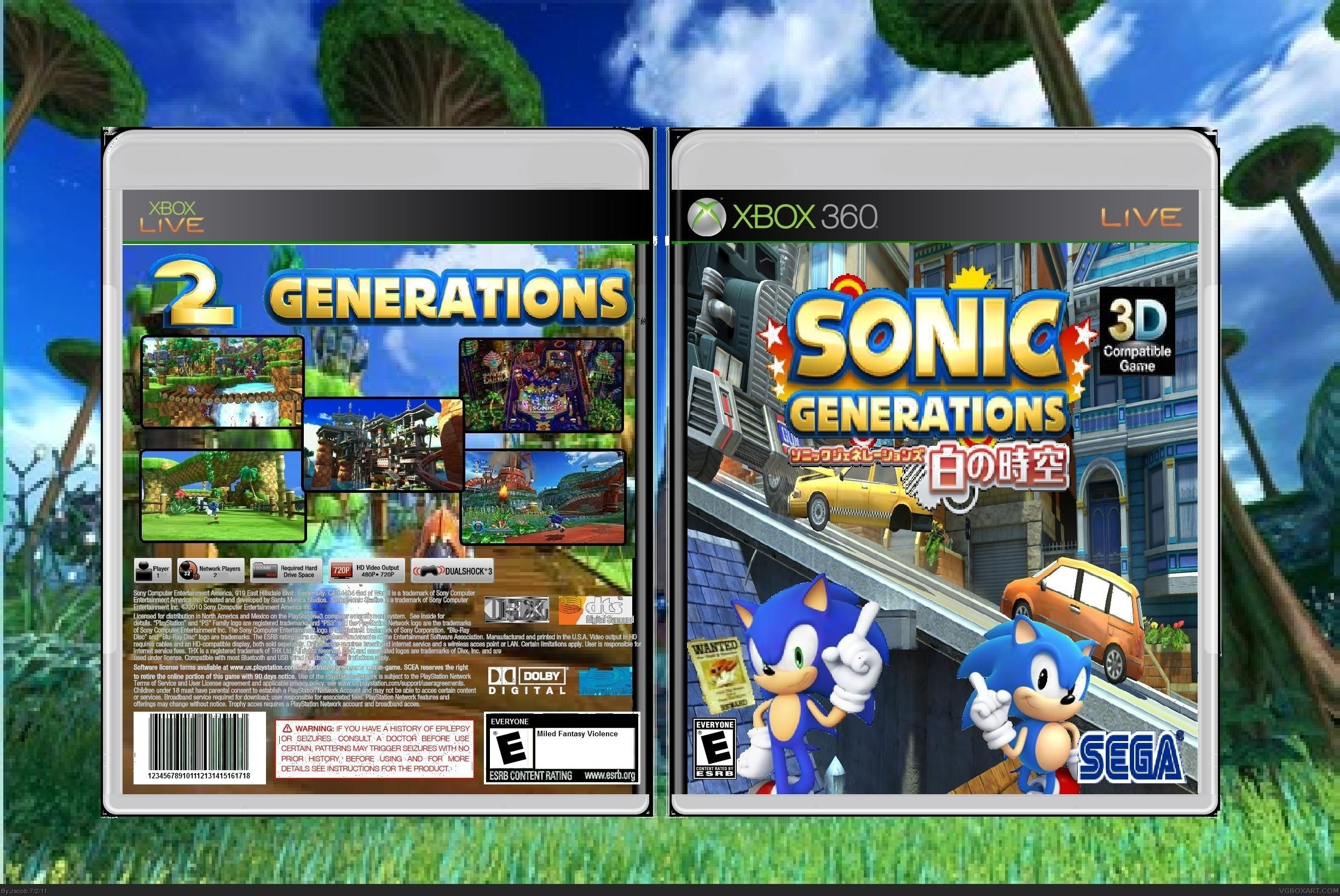 Sonic Generations Android Download