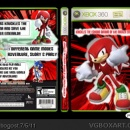 Knuckles The Echidna Gurdian Of the Master Emerald Box Art Cover