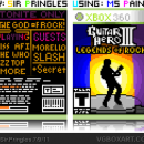 Guitar Hero III: Legends of Rock (Pixelart) Box Art Cover