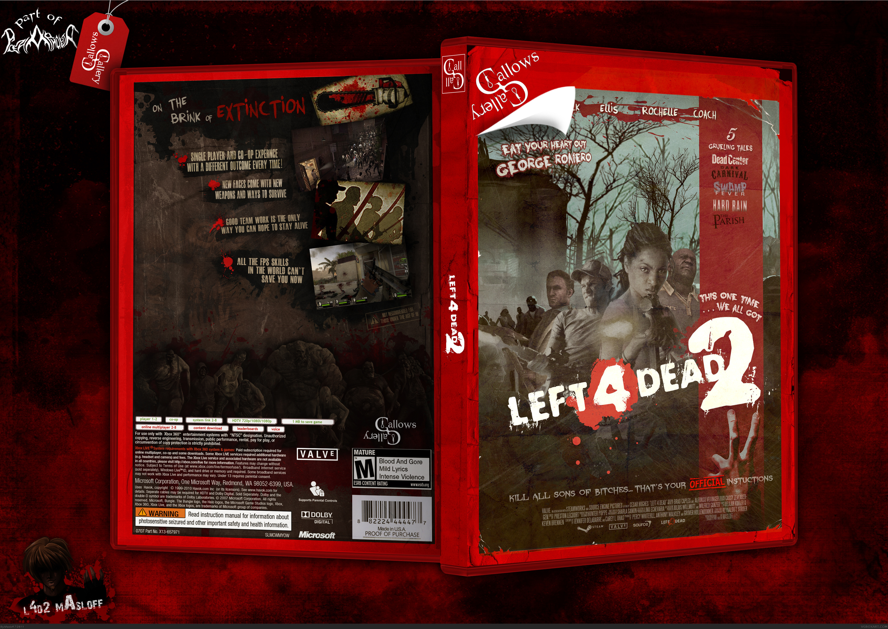left 4 dead ps2