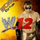 WWE 12 Box Art Cover