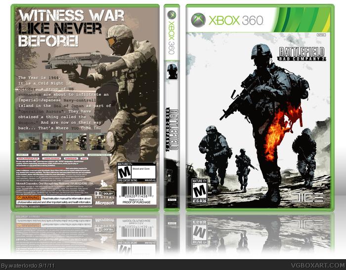 battlefield bad company 3 xbox 360