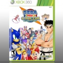 Sega vs. Capcom: Next Generation of Heroes Box Art Cover