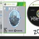Portal 2 Box Art Cover