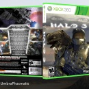 Halo 3 v2 Box Art Cover