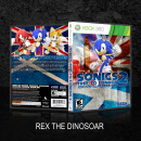 Sonic's Trip to London 2 Box Art Cover