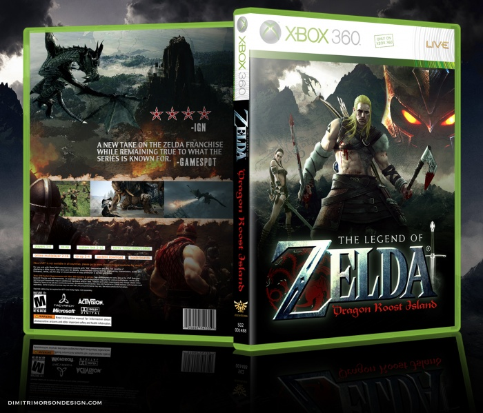 Will there be a Zelda game for the xbox 360? - Answers