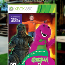 Godzilla VS. Barney: Movin' da Town Box Art Cover