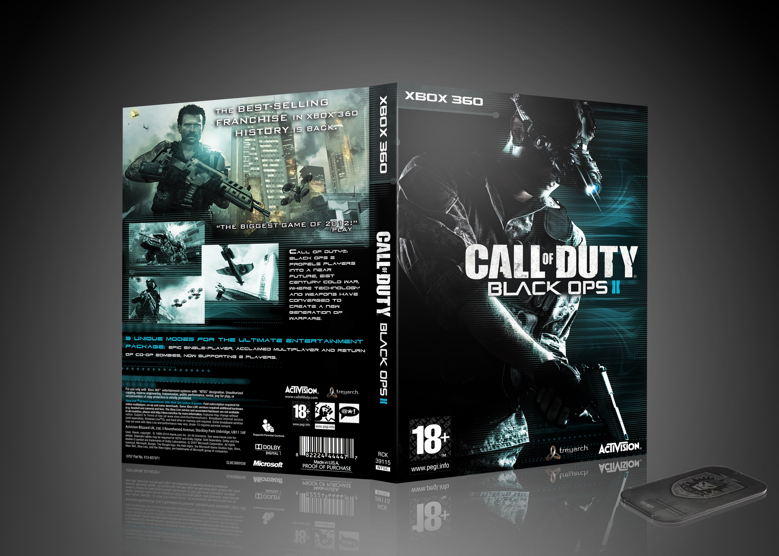 Call Of Duty Black Ops 2 Ps4